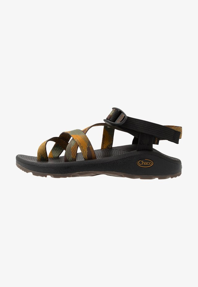 CLOUD - Walking sandals - rambling gold