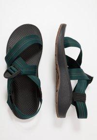 Chaco - MEGA Z/CLOUD - Walking sandals - pine - 1
