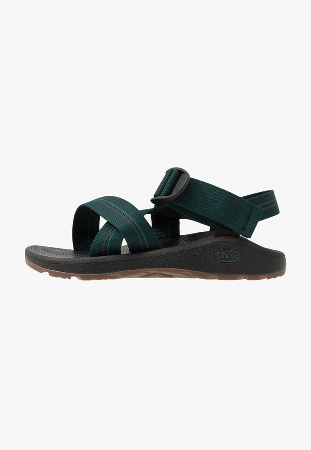 MEGA Z/CLOUD - Walking sandals - pine