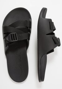 Chaco - CHILLOS SLIDE - Mules - black - 1