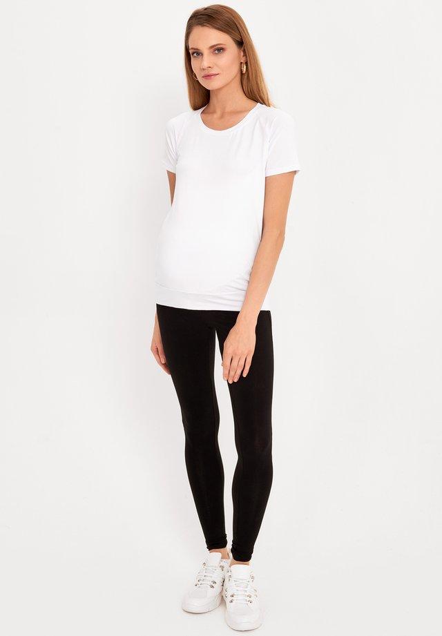 BASIC - T-shirt basic - white