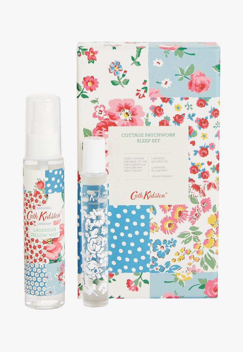 Cath Kidston Beauty - PATCHWORK TRAVEL SLEEP SET - Bath and body set - -