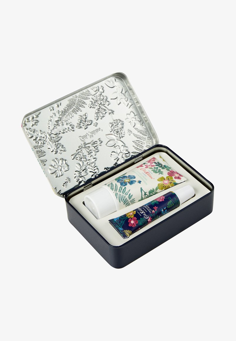 Cath Kidston Beauty - TWILIGHT GARDEN HAND & LIP TIN - Bath and body set - -