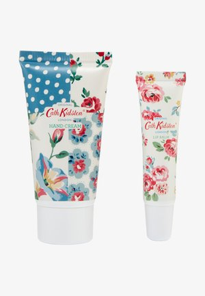 PATCHWORK HAND & LIP TIN - Bath and body set - -