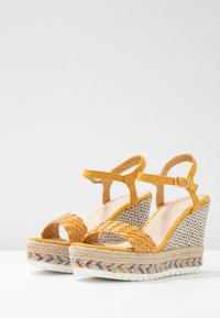 Cassis côte d'azur - CASSANDRA - Korolliset sandaalit - jaune - 4