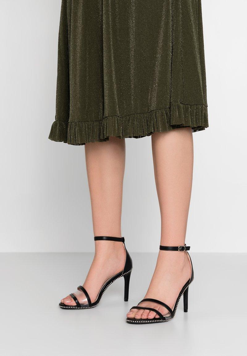Cassis côte d'azur - COLLEN - High heeled sandals - noir