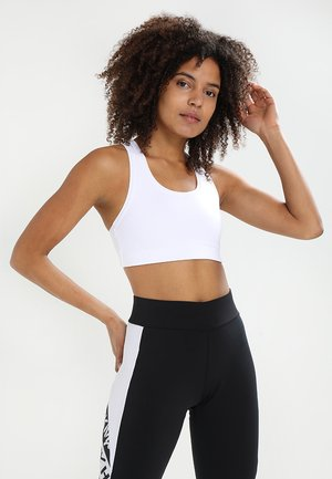 ICONIC SPORTS BRA - Sport BH - weiß