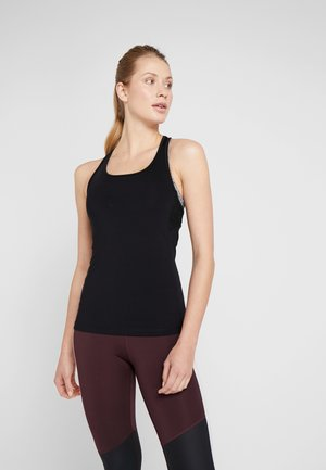 SYNERGY RACERBACK - Top - black