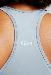 Casall - Linne - stretching blue - 5