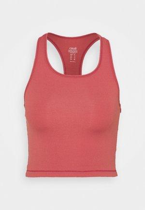 BOLD CROP TANK - Top - comfort pink