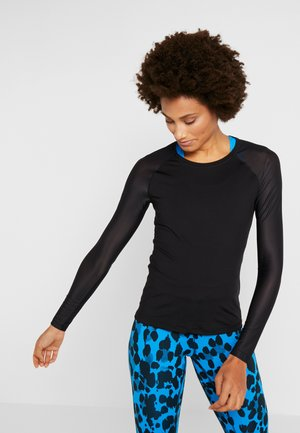 CASALL ENERGY LONG SLEEVE - Longsleeve - black