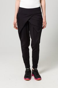 Casall - FLOW - Trainingsbroek - black - 1