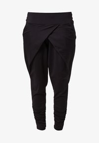 Casall - FLOW - Trainingsbroek - black - 4