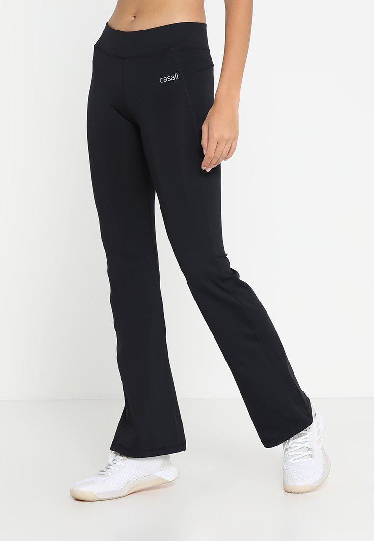 Casall - JAZZPANTS - Teplákové kalhoty - black