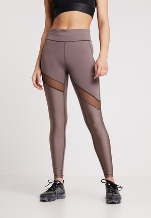 LUX - Tights - grounded brown