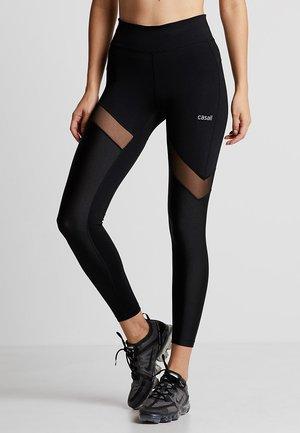 LUX - Leggings - black
