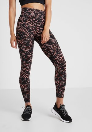 TIGER  - Tights - tiger red