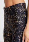 Casall - SPRINKLE METALLIC  - Legging - gold