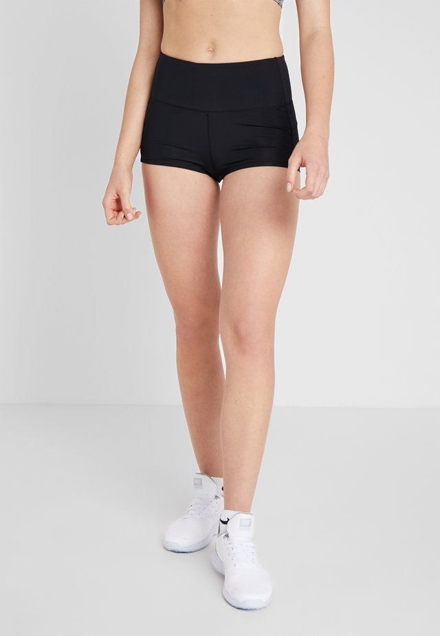 CONSCIOUS HOTPANTS - Leggings - black