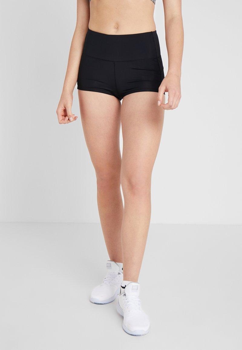 Casall - CONSCIOUS HOTPANTS - Tights - black