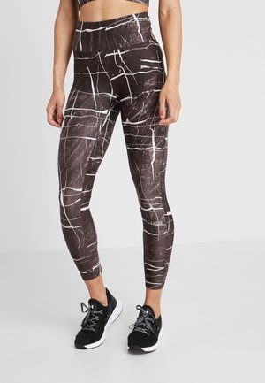 CONCIOUS CONNECTED - Leggings - brown