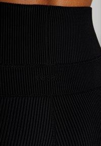 Casall - VISION SHINY HIGH WAIST - Legging - black - 5