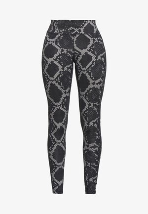 SNAKE  - Leggings - grey snake