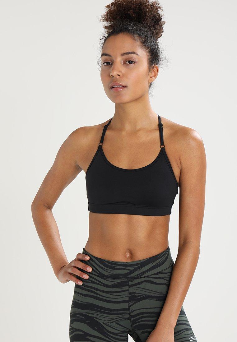 Casall - DASHING BRA - Sports bra - black