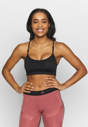 STRAPPY SPORTS BRA - Sport BH - black