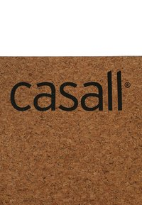 Casall - YOGA MAT NATURAL - Fitness/yoga - natural/black - 2
