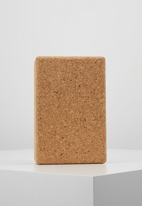 Casall - YOGA BLOCK  - Fitness / Yoga - natural cork