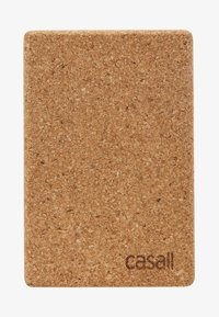 Casall - YOGA BLOCK  - Fitness / Yoga - natural cork - 5