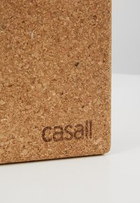 Casall - YOGA BLOCK  - Fitness / Yoga - natural cork - 6