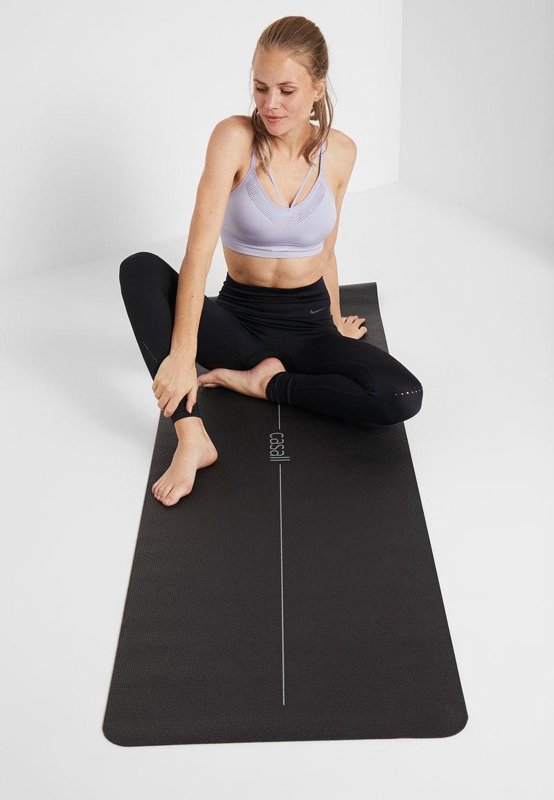 Casall - EXERCISE MAT BALANCE - Fitness/jóga - black