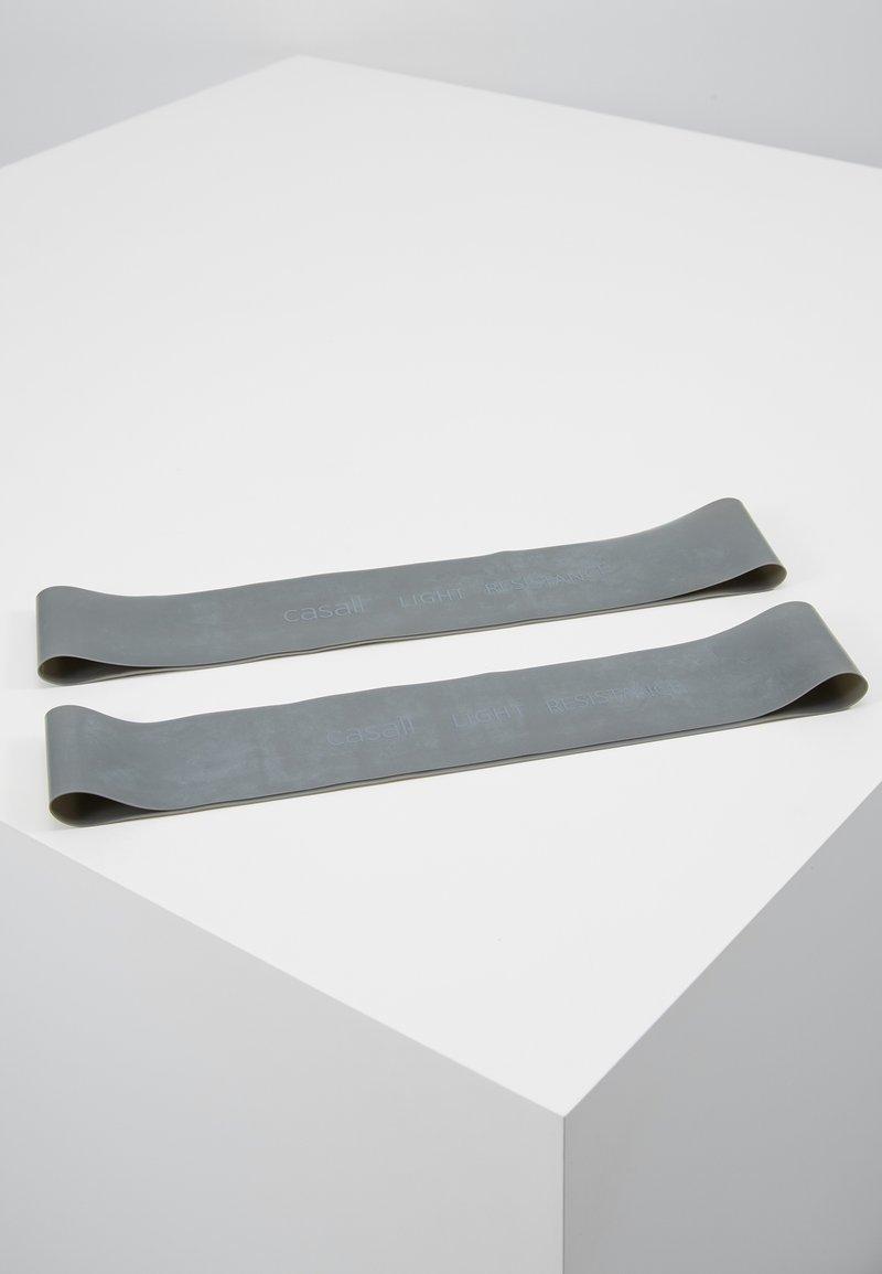 Casall - BAND LIGHT 2 Pack - Fitness/jóga - light grey