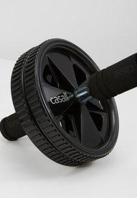 Casall - AB ROLLER - Fitness / Yoga - black - 3