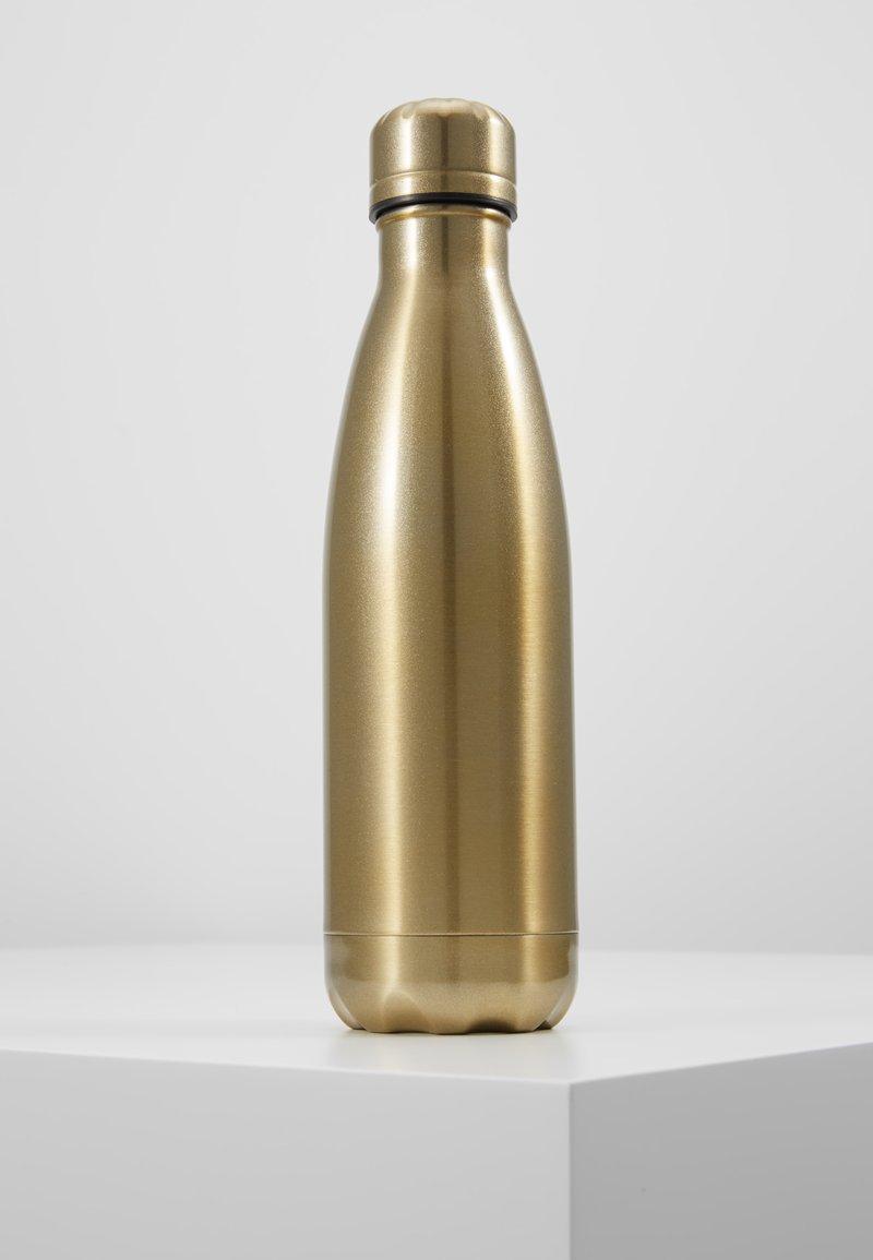 Casall - ECO COLD BOTTLE 0,5L - Drikkeflasker - golden yellow