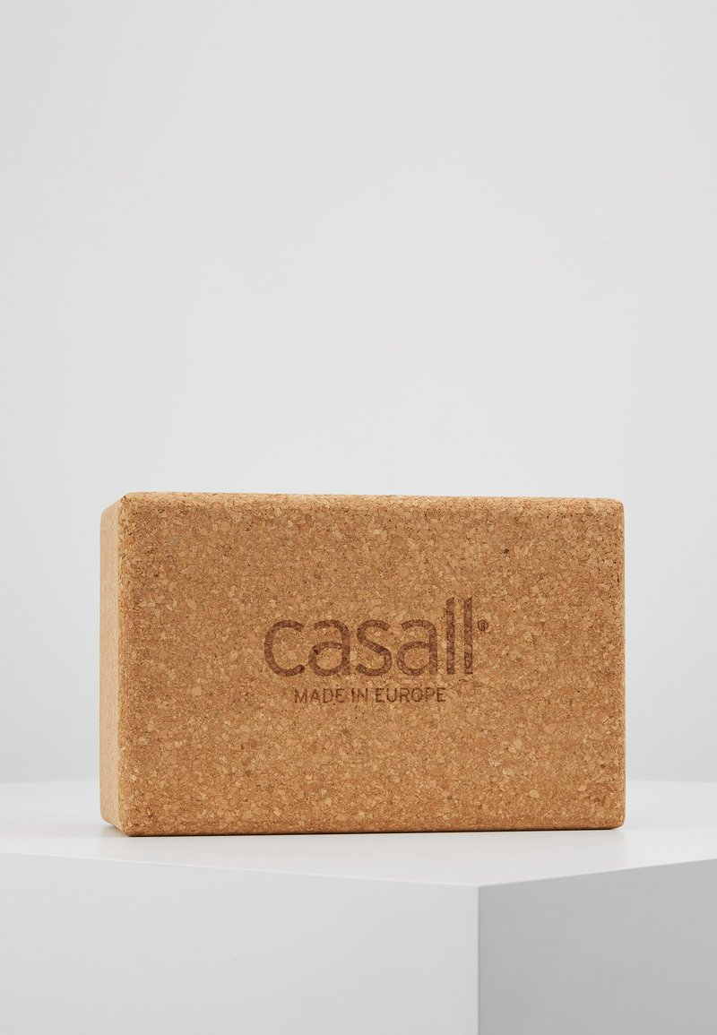 Casall - YOGA BLOCK LARGE - Fitness / Yoga - bamboo