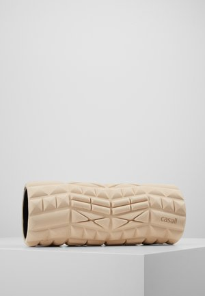 TUBE ROLL - Fitness / Yoga - beige