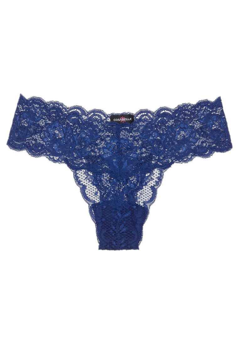 Cosabella - NEVER SAY NEVER CUTIE THONG - G-strenge - marine blue