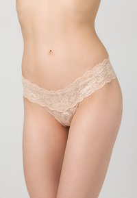 Cosabella - NEVER SAY NEVER CUTIE THONG - G-strenge - blush - 1