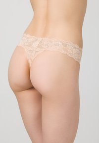 Cosabella - NEVER SAY NEVER CUTIE THONG - G-strenge - blush - 2