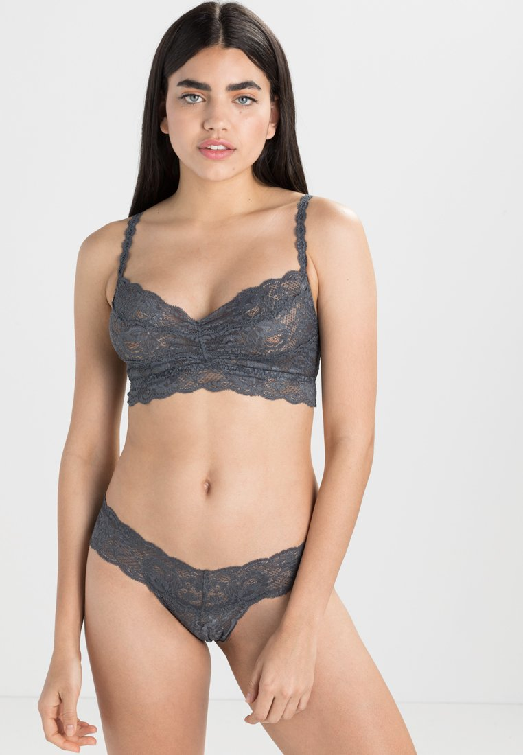 Cosabella - NEVER SAY NEVER SWEETIE - Bustier - anthracite
