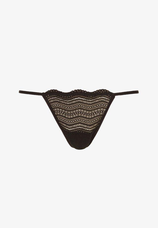 DOLCE - Stringit - black/nude