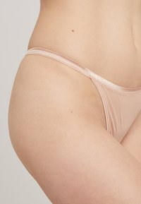Cosabella - SOIRE CONFIDENCE ITALIAN THONG - String - nude - 4
