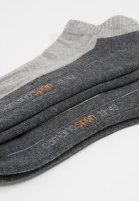 camano - SNEAKER 4 PACK - Sportovní ponožky - grey - 2