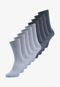 camano - 9 PACK - Sokken - stone melange/jeans - 0