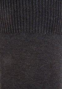 camano - 9 PACK - Sokken - anthracite melange - 1