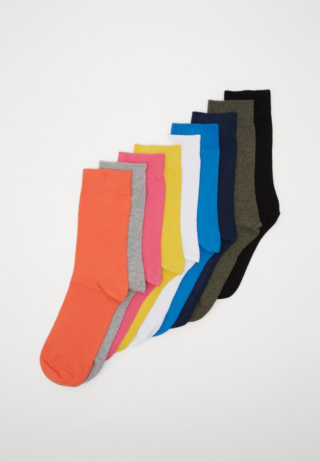 9 PACK - Chaussettes - multi-coloured