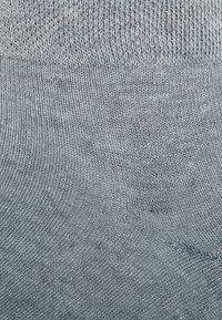 camano - BOX 7 PACK - Socks - white - 3